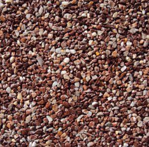 Steinteppich - Herbstrot