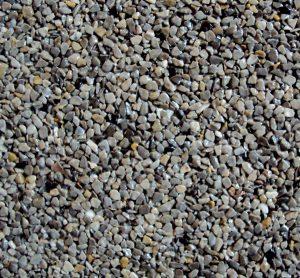 Steinteppich - Naturgrau